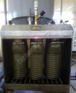 Иловый фильтр, мешковые сушилки, обезвоживание осадка